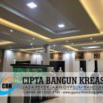 Harga Plafon Gypsum Surabaya Terbaru