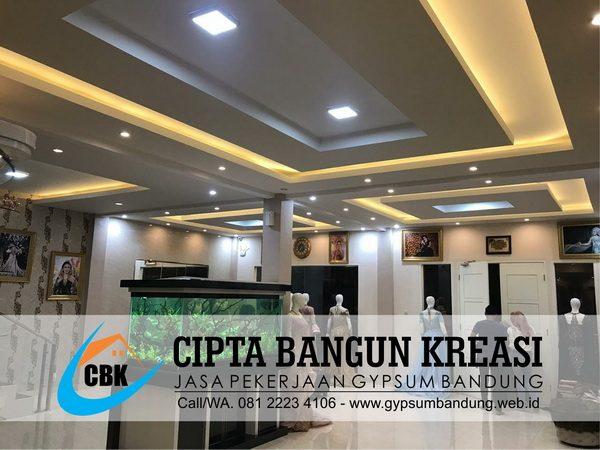 Jasa Pasang plafon Gypsum di Bandung