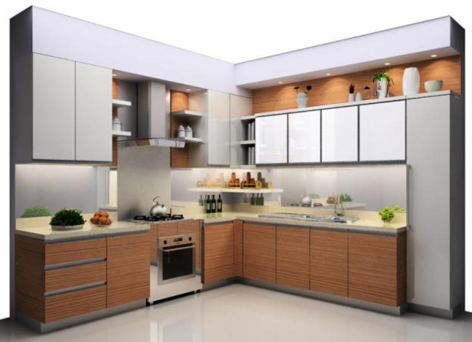 jasa pembuatan kitchen set bandung 1