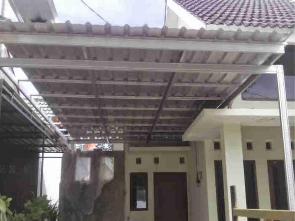 Kanopi Baja Ringan Bandung 0812 2020 0972 Modern Minimalis