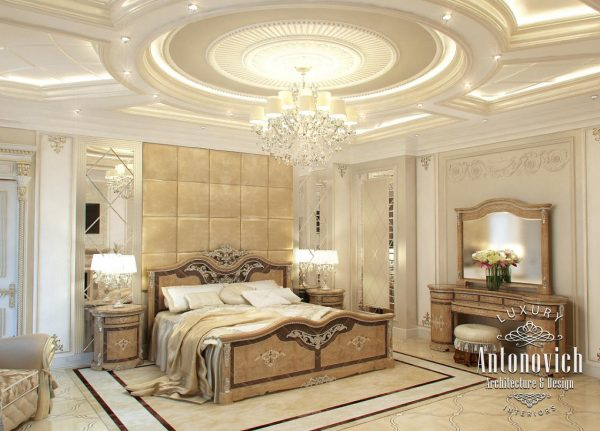 dekorasi plafon gypsum klasik
