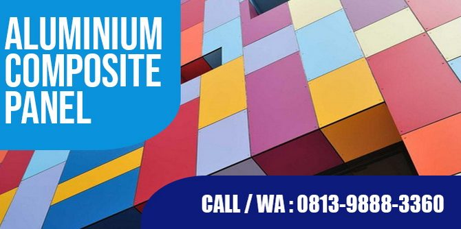 aluminium composite panel bandung